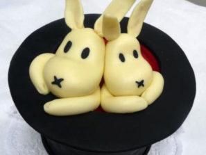 Dětský dort Bob a Bobek