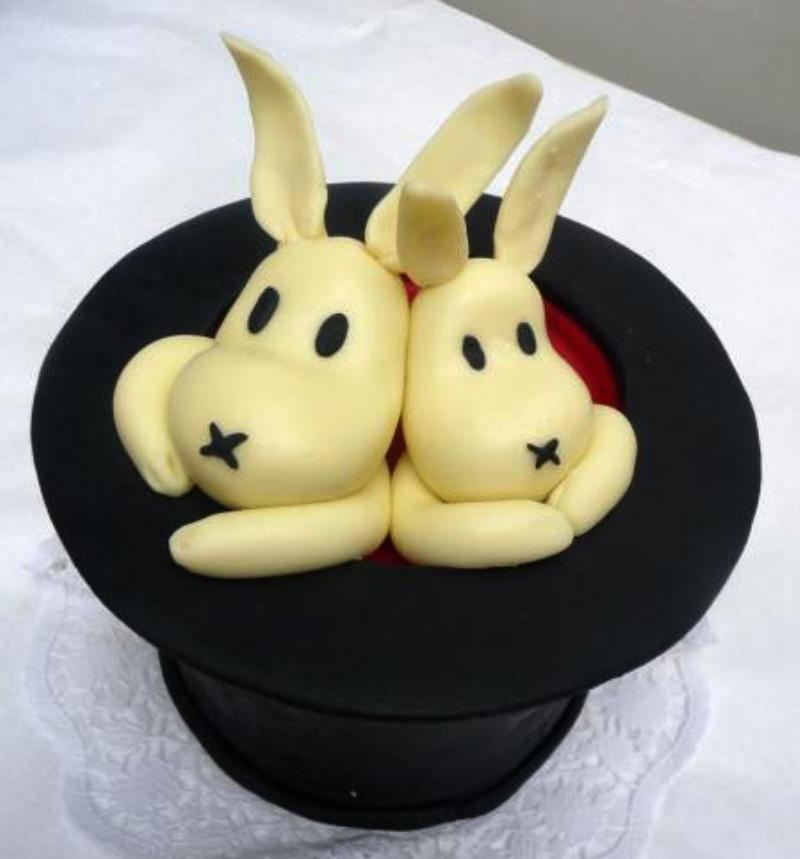 Dětský dort Bob aBobek