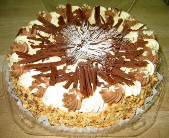 Klasický dort
