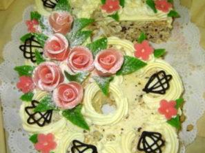 Klasický dort Šestka
