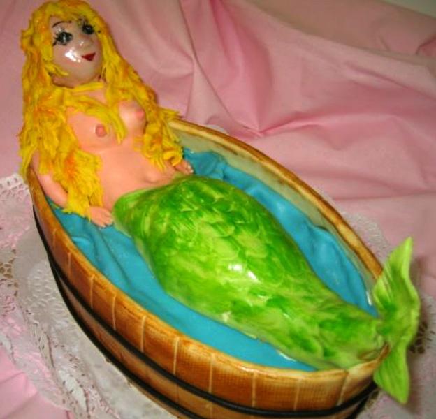 Dort speciální - mořská panna