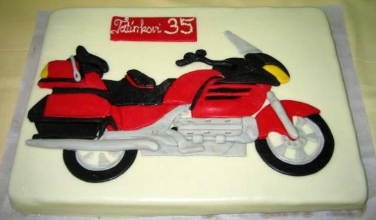 Dort speciální - motorka