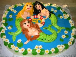 Dort speciální - mořské panny