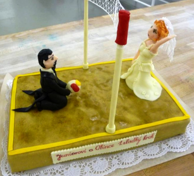 Dort speciální - hřiště svatební