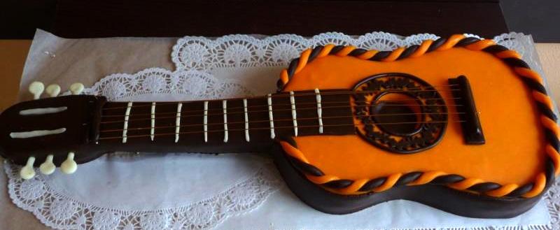 Dort speciální - kytara