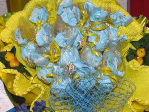 KB-089 Kytice z bonbonů