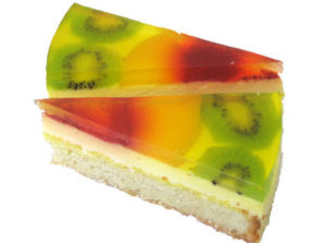 ZK-016 Ovocný dortový řez