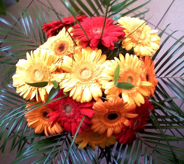 KY-319 Příležitostní kytice