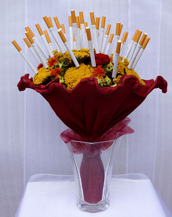 KY-609 Příležitostní kytice