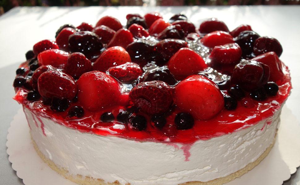 DK-601 Jogurtový dort