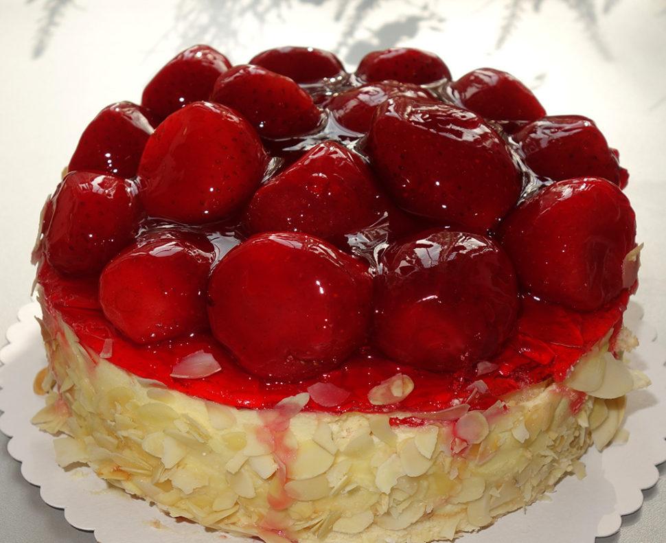 DK-602 Jahodový dort
