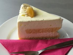 BZ-003 Bezlepkový citronový dort, řez