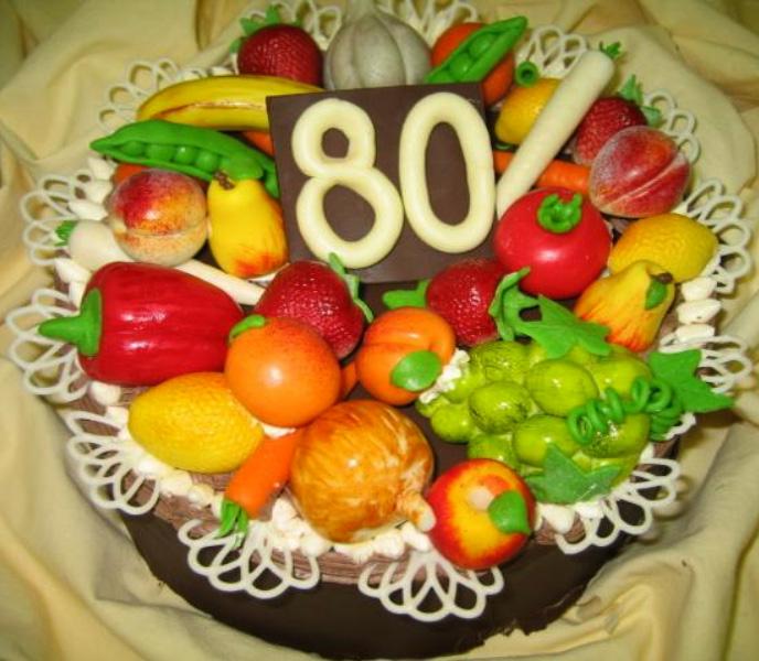 Dort speciální - ovoce 80