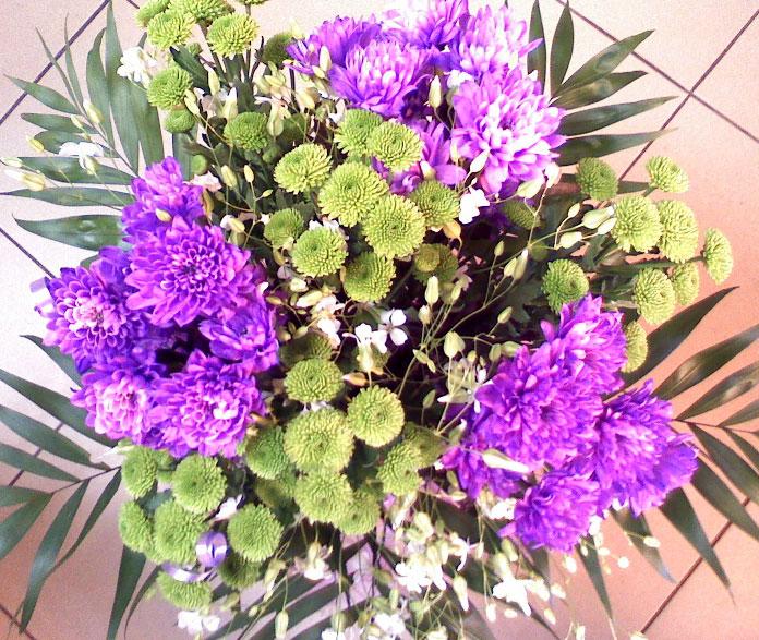 KY-014 Příležitostní kytice