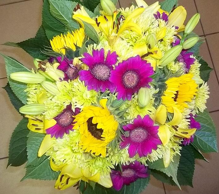 KY-614 Příležitostní kytice