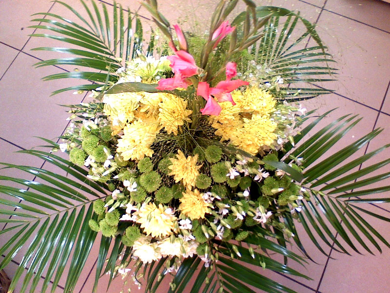 KY-817 Příležitostní kytice