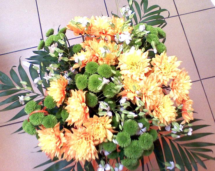 KY-945 Příležitostní kytice
