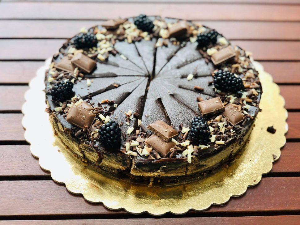 CH08-Čokoládový cheesecake