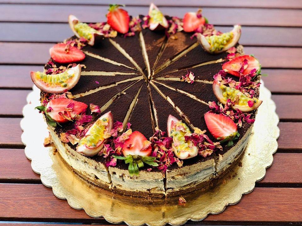 CH05-Tiramisu Cheesecake