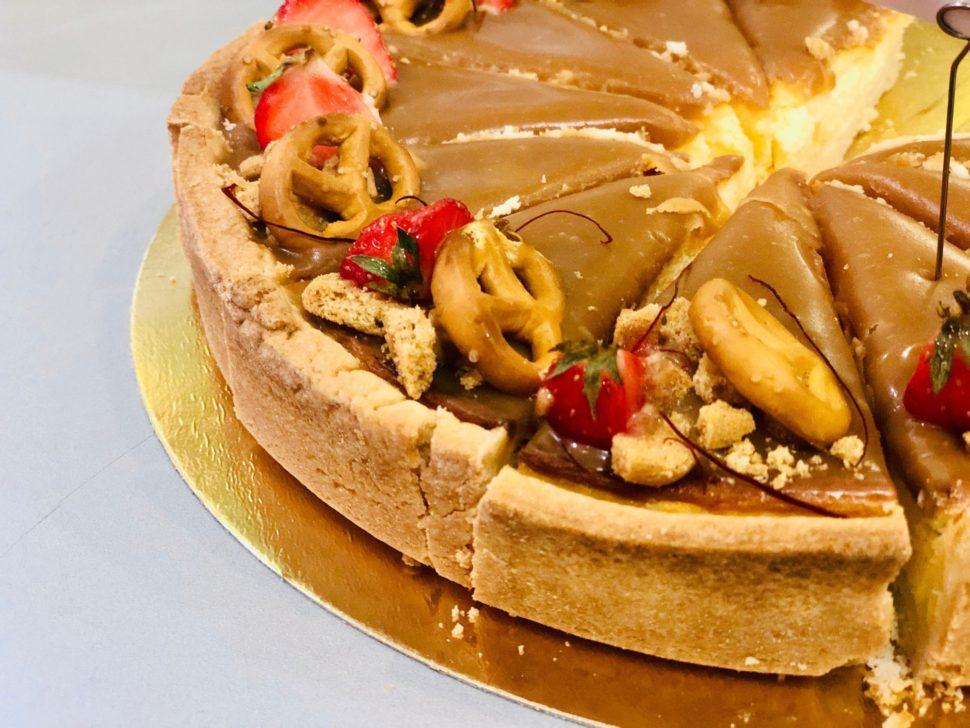 CH09-Cheesecake slaný karamel BZL
