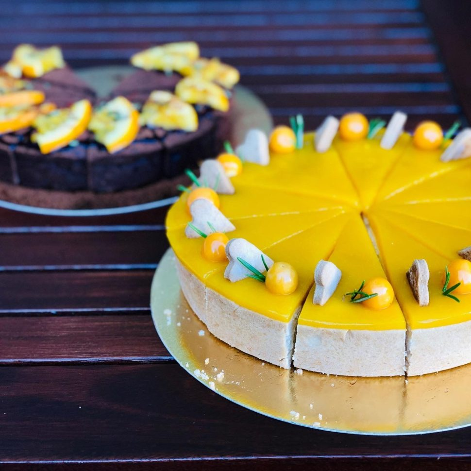 CH14-Cheesecake mango